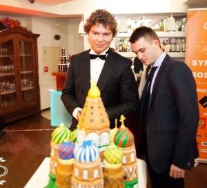 Tort na Balu Sympatyków Języka Rosyjsiego