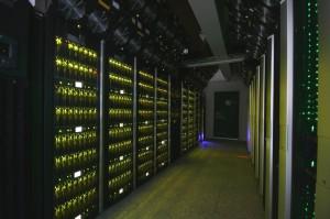 Superkomputer ZEUS w Krakowie