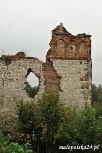 Zamek Tenczyn w Rudnie