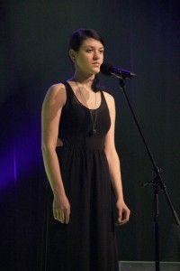 Sylwia Zelek II nagroda Piostur 2013 Andrychów