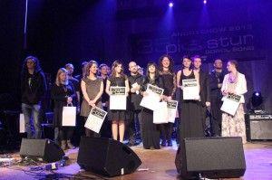 Laureaci Piosturu 2013 Andrychów