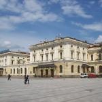 Kraków, dworzec główny