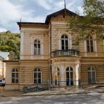 Krynica, Łazienki Borowinowe