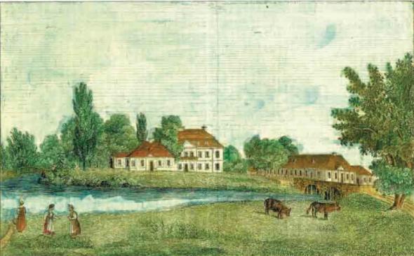 Medyka, akwaforta Kielisiński