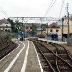 dworzec pkp, Krynica