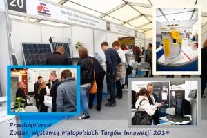 Małopolskie Targi Innowacji 2014