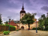 Klasztor ss. klarysek. Foto: Wiktor Baron, Creative Commons