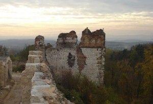 Baszta Grunwaldzka Zamek Tenczyn