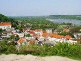 Widok na Kazimierz Dolny z Góry Trzech Krzyży. Foto: Grażyna Kubiak