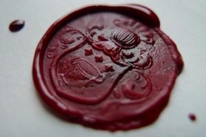 archiwa panstwowe pieczec lakowa