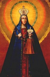 Matka Boża Kodeńska.