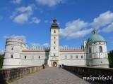 Zamek w Krasiczynie. Foto: Izabela Fac.
