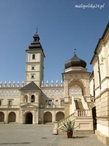 Krasiczyn zamek