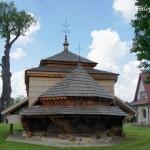 Cerkiew w Rudce.