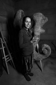 Małgorzata Mirga-Tas: sztuką walczę z wykluczeniem
