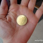 Złoty dukat z Kresowej Osady