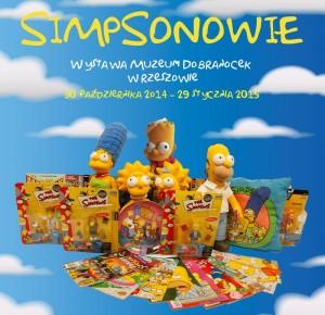 Simpsonowie Muzeum Dobranocek Rzeszów