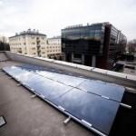 laboratorium paneli fotowoltaicznych AGH
