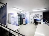 Laboratorium paneli fotowoltaicznych AGH. Foto: materiały prasowe RWE Polska.