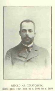 ks. Witold Czartoryski.