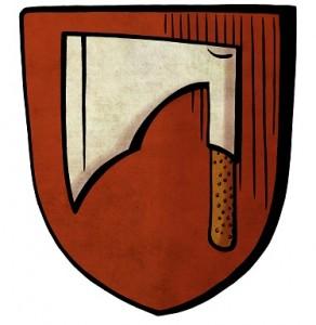 herb Topór