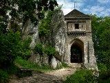 Ruiny zamku w Ojcowie, źródło: Wikipedia.