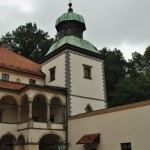 Zamek w Suchej Beskidzkiej_kapllica