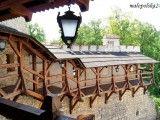 Zamek i kościół w Korzkwi