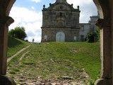 Klasztor na Świętym Krzyżu. Foto: Agnieszka Parkitna, Creative Commons.