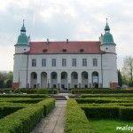 zamek, Baranów Sandomierski