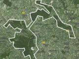 Proponowany obszar powiększonego Parku Ojcowskiego.