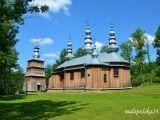 Cerkiew w Turzańsku. Foto: Izabela Fac.