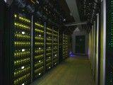 """Superkomputer """"Zeus""""."""
