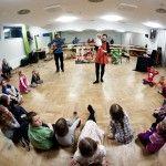 BonKultury2014: Centrum Sztuki Mościce w Tarnowie,Familijne warsztaty teatralne