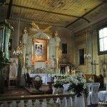 Kościół w Mętkowie