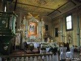 Ołtarz główny. Foto: Katarzyna Wiśniewska
