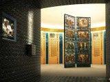 Fragment ekspozycji -ReplikaŚwiętych Drzwi. Foto: Dom Rodzinny Ojca Świętego Jana Pawła II w Wadowicach, Andrzej Wiktor.