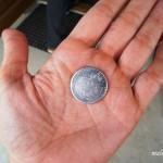 Srebrny dukat z Kresowej Osady.