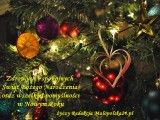 Zdrowych Świąt Bożego Narodzenia oraz wszelkiej pomyślności w Nowym Roku