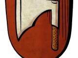 Tarcza z herbem Topór – kolejny eksponat Stowarzyszenia Ratuj Tenczyn
